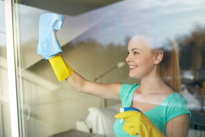 Cleaning Tinted Windows | TN Film Solutions